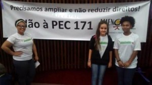 AUDIENCIA PEC 171 - FOTO MENINAS
