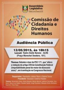 convite audiência pública (2) PEC 171 webi